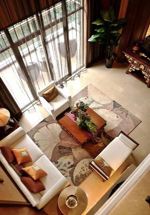 东南亚风格别墅室内设计装修效果图