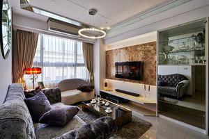 法式风格奢华精致大户型室内设计装修效果图