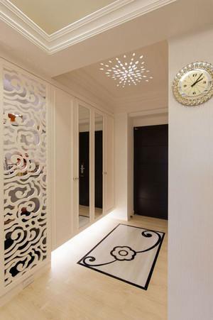 67平米简欧风格精致一居室室内设计装修效果图