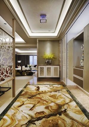 100平米欧式风格精致室内设计装修效果图