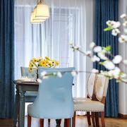 新古典主义风格精美餐厅设计装修效果图