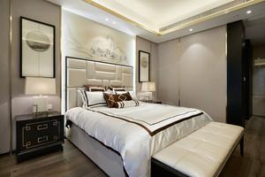 新古典主义风格大气精美卧室装修效果图