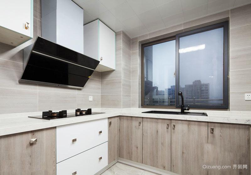 简约风格小户型厨房设计装修效果图