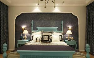 100平米地中海风格精致室内装修效果图