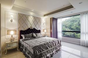 新古典主义风格精致三室两厅室内装修效果图