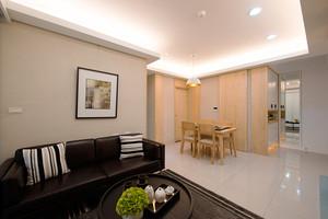 宜家风格简约两室两厅室内设计装修效果图