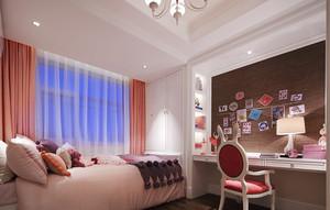 102平米地中海风格清新两室两厅装修效果图