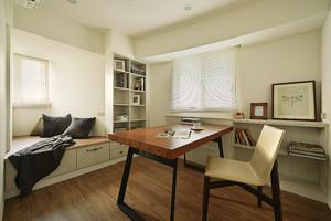 简欧风格精美两室两厅室内设计装修效果图