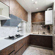 现代风格精致厨房设计装修效果图