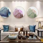 中式风格精美客厅设计装修效果图赏析