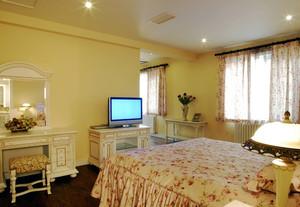 356平米美式乡村风格精致别墅室内装修效果图