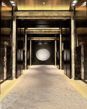 欧式风格奢华酒店大堂装修效果图