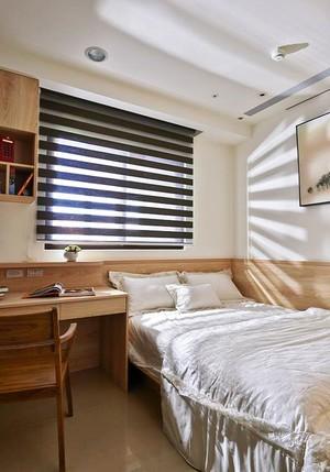 舒适宜家风格两室两厅室内装修效果图
