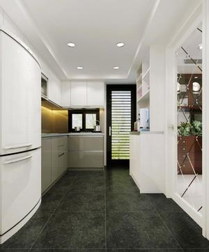 雅韵新中式风格大户型室内装修效果图