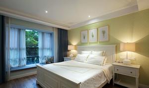 时尚混搭风格精美三室两厅装修实景图案例