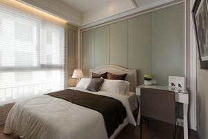 温馨123平米简欧风格三室两厅室内装修效果图