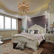 精美奢华欧式风格卧室设计装修效果图