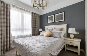 温馨素雅新古典主义风格卧室装修效果图