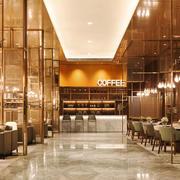乡村风格休闲时尚咖啡厅设计装修图