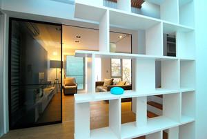 简约风格简单时尚154平米复式楼装修效果图