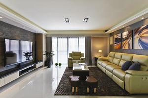 现代风格简装90平米室内装修效果图,现代风格家居设计将空间装饰得深沉、雅致又不失灵性,现代风格家居设计适宜年轻时尚一族。