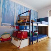 时尚创意现代风格儿童房设计装修图