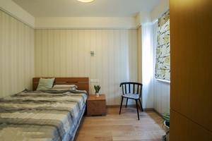 简约风格小卧室设计装修效果图