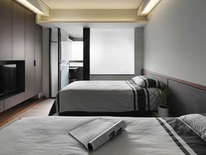 现代风格低调精致120平米室内装修效果图