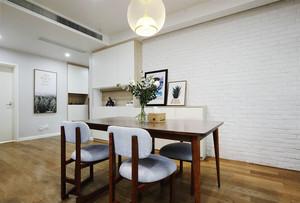 现代风格低调精致餐厅设计装修效果图