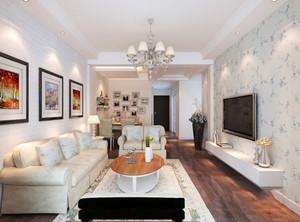 欧式风格精美复式楼室内设计装修实景图