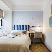 温馨简约风格儿童房设计装修效果图