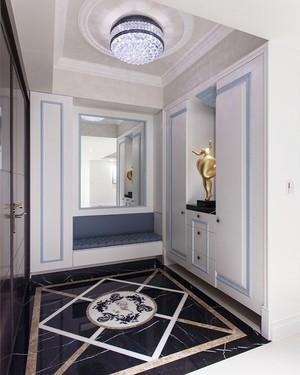 高贵典雅欧式风格大户型室内设计装修图
