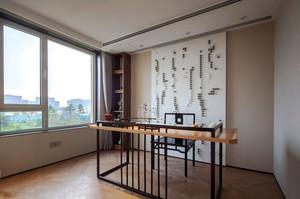 简单雅致中式风格书房装修效果图