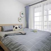 温馨宜家风格小户型卧室装修效果图