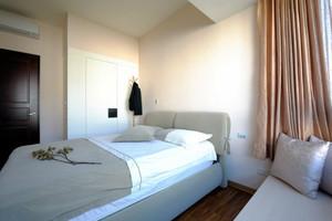 浅色温馨简欧风格三室两厅装修效果图
