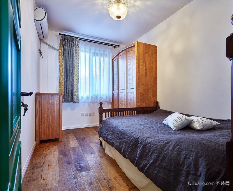 180平米美式风格经典卧室设计装修效果图