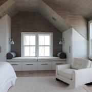 北欧风格精美飘窗设计装修效果图