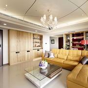 空间其他现代局部三居室装修