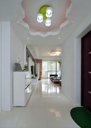 现代简约风格100平米室内设计装修图