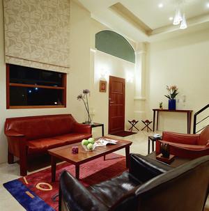140平米新中式风格古典精致复式楼装修效果图