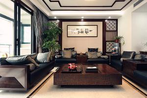 典雅古朴中式风格别墅室内装修效果图