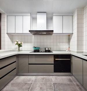 现代风格精致整体厨房装修效果图