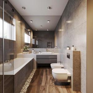 简单温馨简约风格公寓设计装修效果图