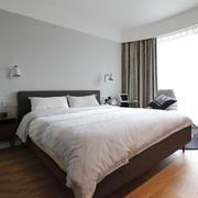简单美式风格卧室设计装修效果图