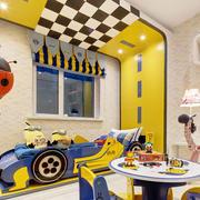 时尚精美现代风格儿童房设计装修图