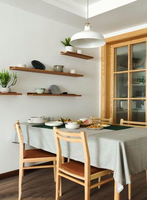 简单温馨宜家风格餐厅设计装修图