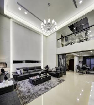 温馨简欧风格精美别墅室内设计装修效果图