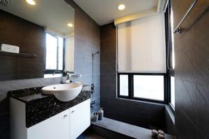 温馨精美简欧风格两室两厅装修效果图