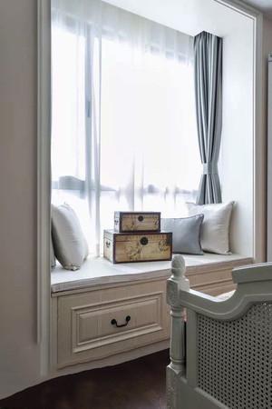 温馨精美欧式风格飘窗设计装修效果图