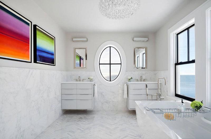 8平米精致现代卫生间设计装修效果图